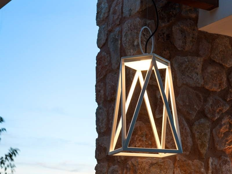 LED iron pendant lamp OSLO | Pendant lamp by Unopiù
