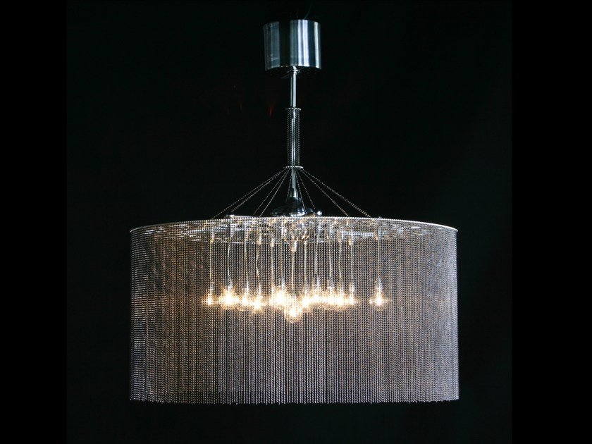 Pendant lamp NGOMA DRUM | Pendant lamp by Willowlamp