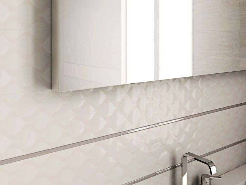 White-paste wall tiles PENSIERO GRIGIO by CERAMICA SANT'AGOSTINO