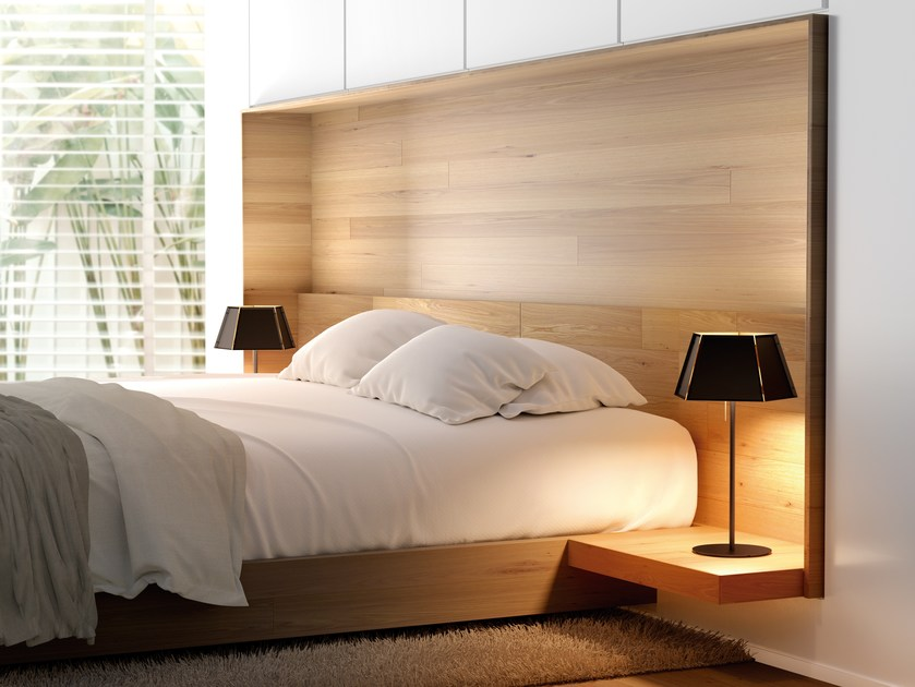 LED bedside lamp PENTA T by BOVER