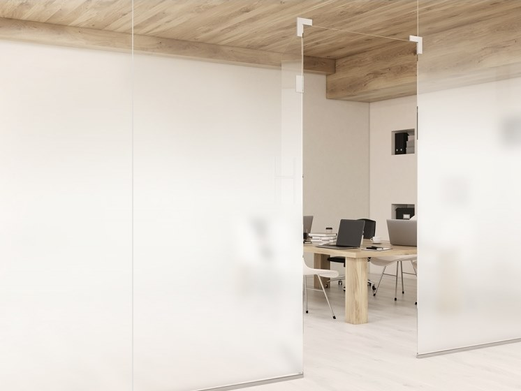 Adhesive decorative window film PERFECT GRADIENT by ACTE-DECO