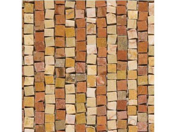 Marble mosaic PERGAMO by FRIUL MOSAIC