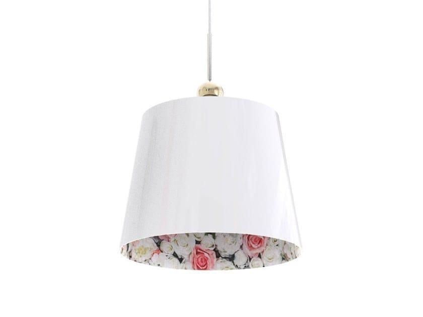 PMMA pendant lamp PERLA by LUZ EVA