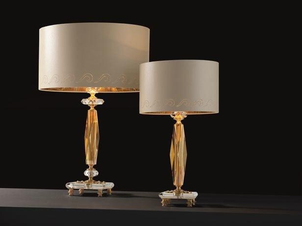 Table lamp PERSEO LG1 LP1 by Euroluce Lampadari