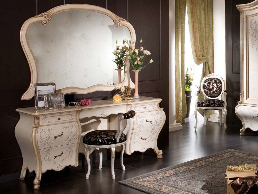 Solid wood dressing table PERSIA | Dressing table by Arvestyle