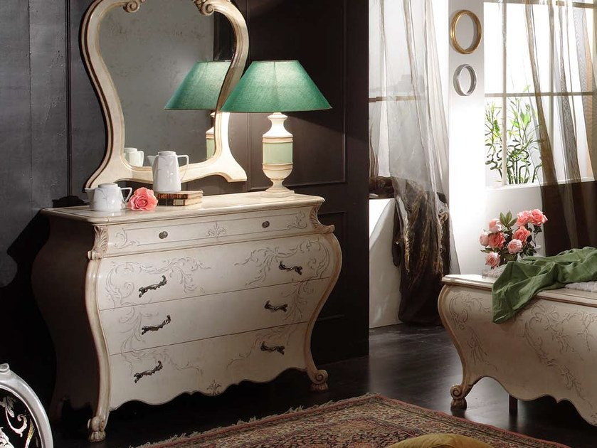 Solid wood chest of drawers PERSIA | Chest of drawers by Arvestyle
