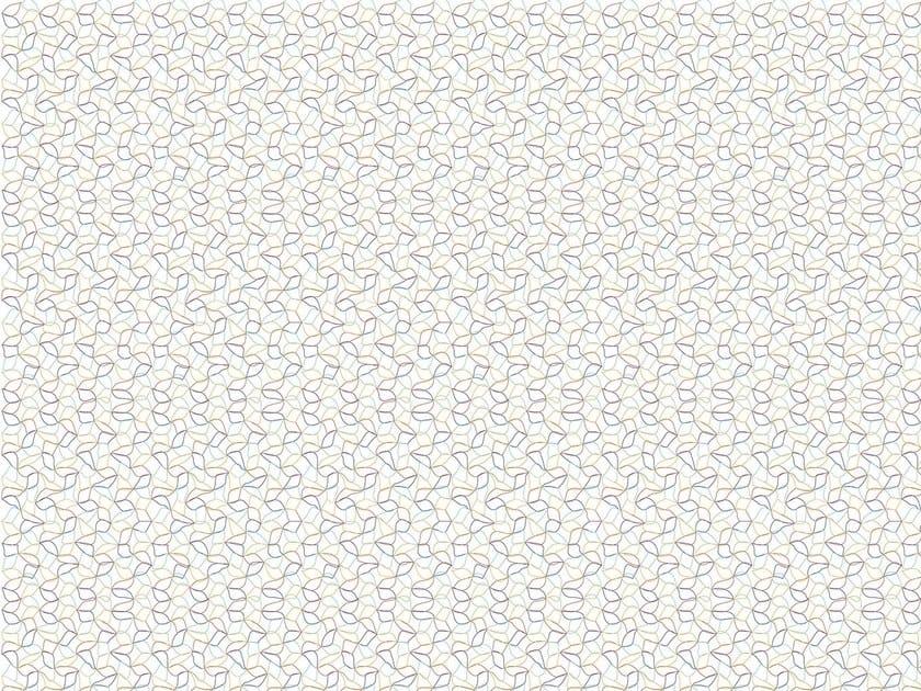 Wallpaper / floor wallpaper PETALI by Texturae