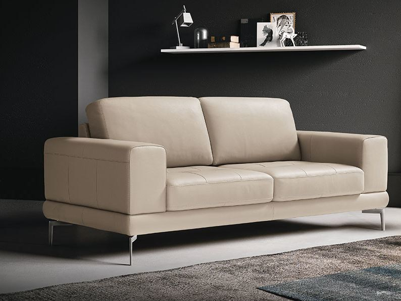 Ordinaire Leather Sofa PETER | Sofa By Franco Ferri Italia
