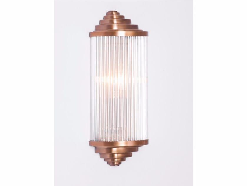 Direct light handmade brass wall light PETITOT I | Brass wall light by Patinas Lighting