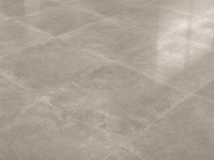 Indoor/outdoor porcelain stoneware wall/floor tiles PETRA GREY by EmilCeramica by Emilgroup