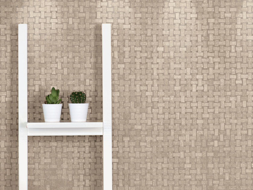 Indoor/outdoor porcelain stoneware wall/floor tiles PETRA NUT by EmilCeramica by Emilgroup