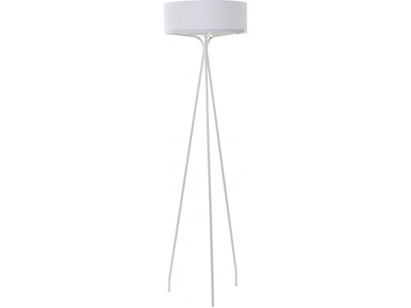 Metal floor lamp PHILO by Flam & Luce