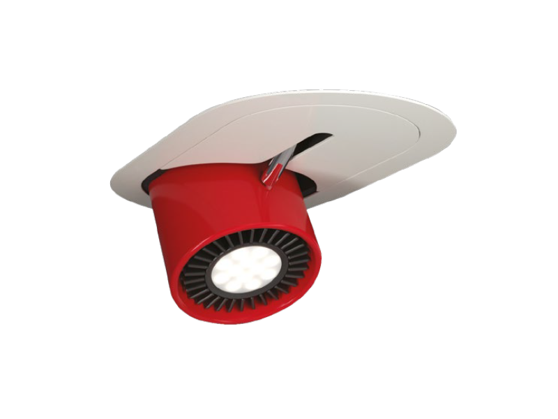 LED adjustable spotlight PHIOLE A by FLASH DQ