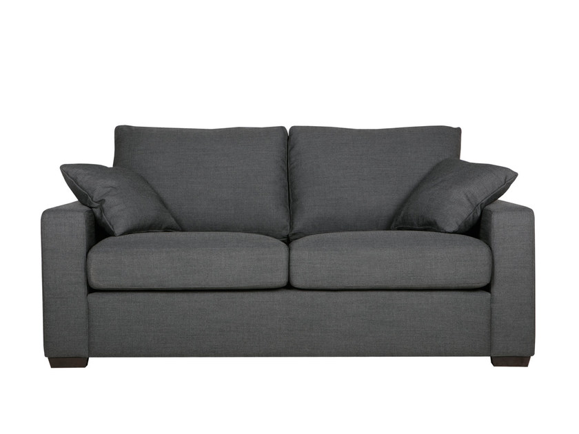 Upholstered 2 seater fabric sofa PHOENIX | 2 seater sofa by SITS