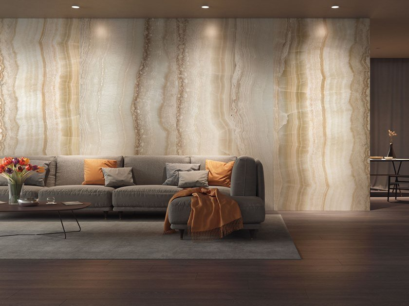 Resin Decorative panel PHUKET by Tecnografica Italian Wallcoverings