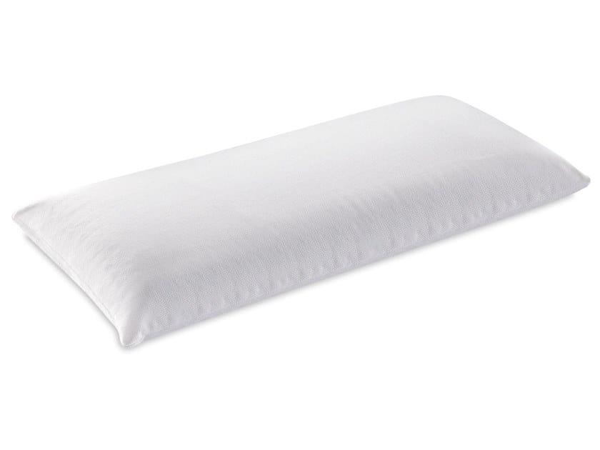 Anti-allergy breathable latex pillow PIAZZA E MEZZA by Manifattura Falomo