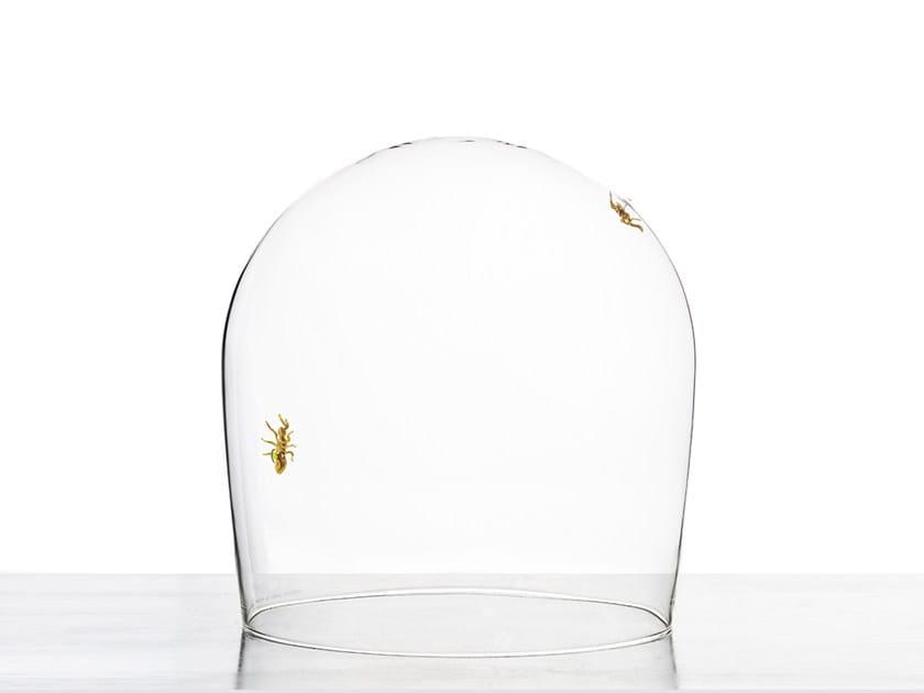 Glass decorative object PIC-NIC by Secondome Edizioni