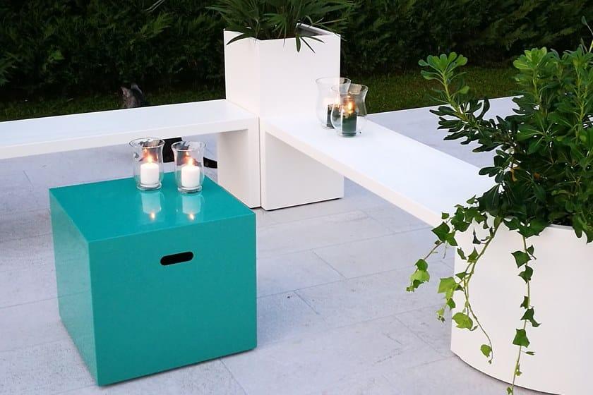 Inox Da Acciaio Up Giardino In Bloss Tavolino Pick kXZTOPwui