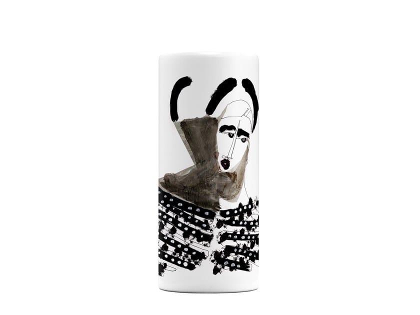 Ceramic vase PICKWICK VI by Kiasmo