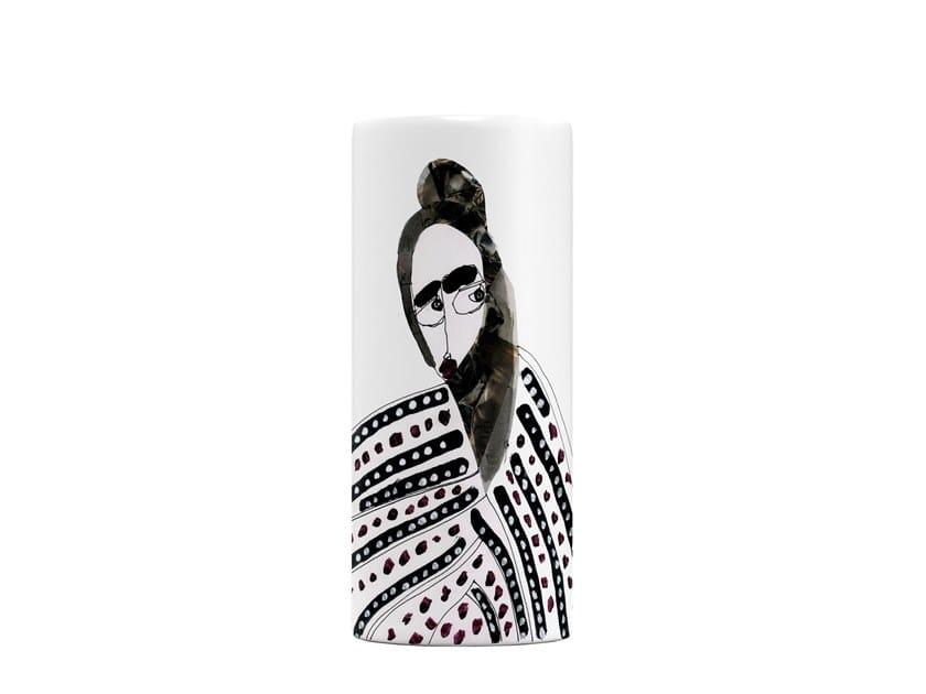 Ceramic vase PICKWICK III by Kiasmo
