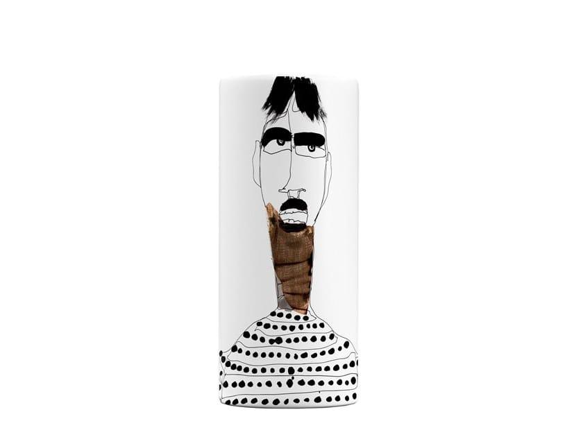 Ceramic vase PICKWICK I by Kiasmo