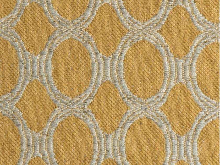 Cotton fabric with graphic pattern PIEMONTE by Elastron