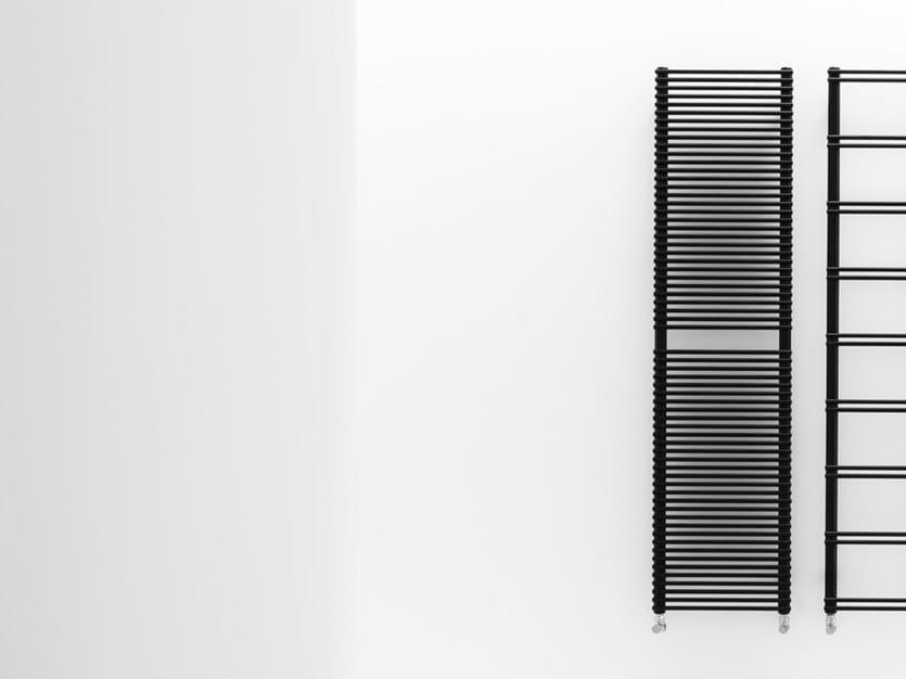 Steel towel warmer PIENO by ANTRAX