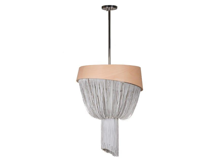 Aluminium pendant lamp PIERRE - FOREVER by Green Apple