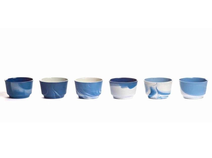 Porcelain cup PIGMENTS & PORCELAIN | Cup by Vij5