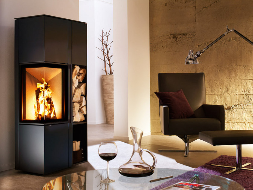 Wood-burning stove PIKO L by SPARTHERM