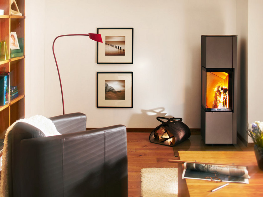 Wood-burning stove PIKO M by SPARTHERM