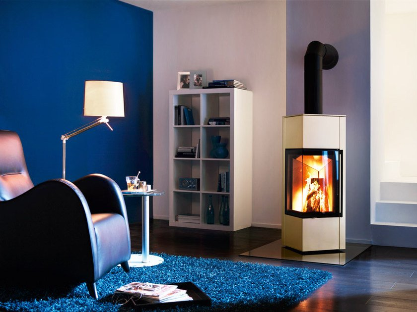 Wood-burning stove PIKO S by SPARTHERM
