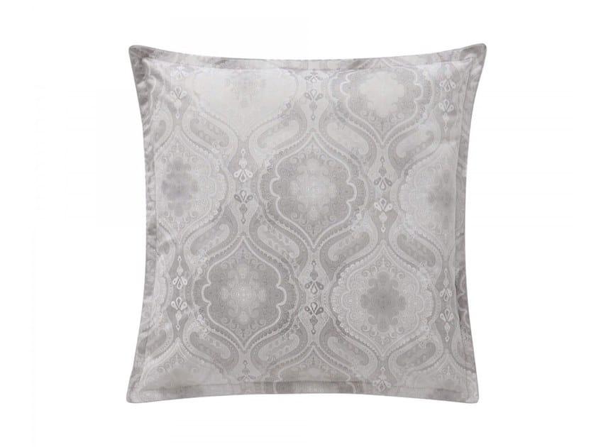Damask printed cotton pillow case NAMASTE | Pillow case by Alexandre Turpault