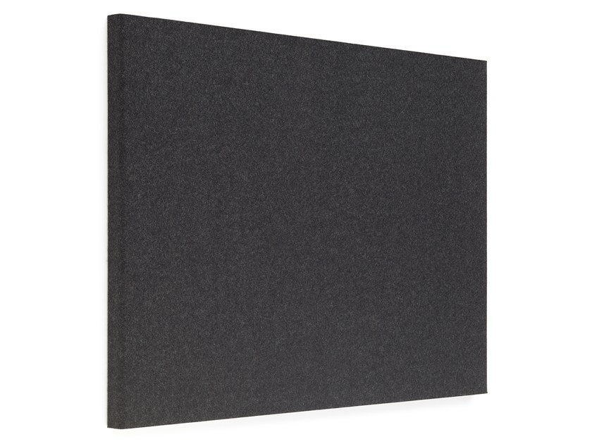 Felt office whiteboard / decorative acoustical panel PINBOARD by HEY-SIGN