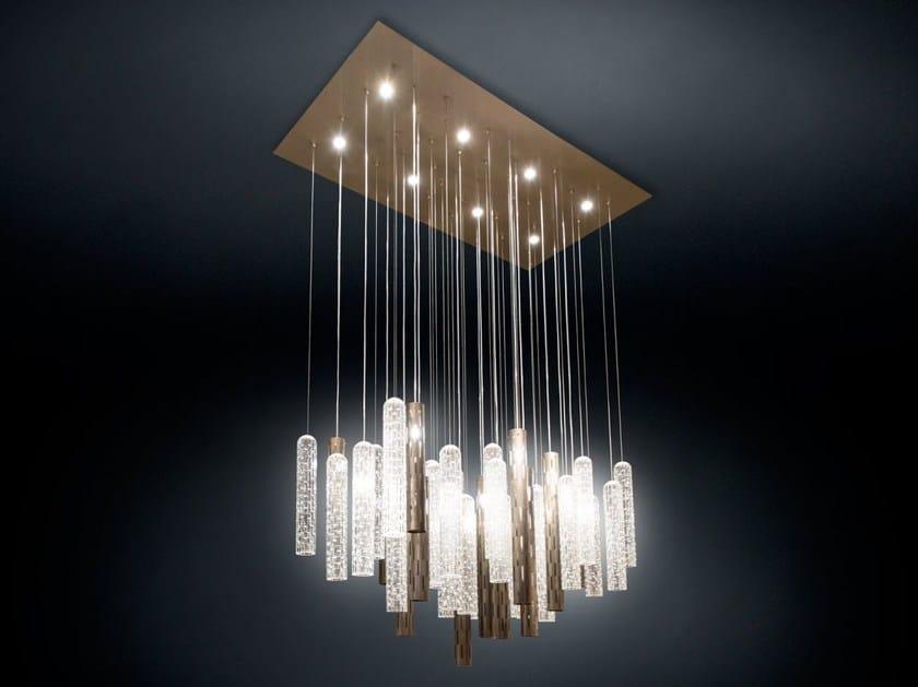 PIPE LIGHT | LED pendant lamp