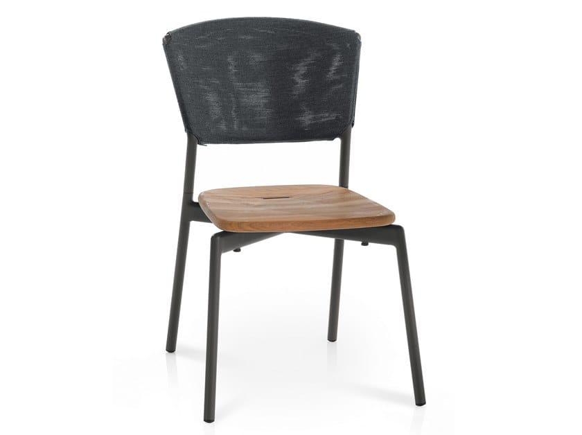 Batyline® garden chair PIPER | Batyline® chair by RODA