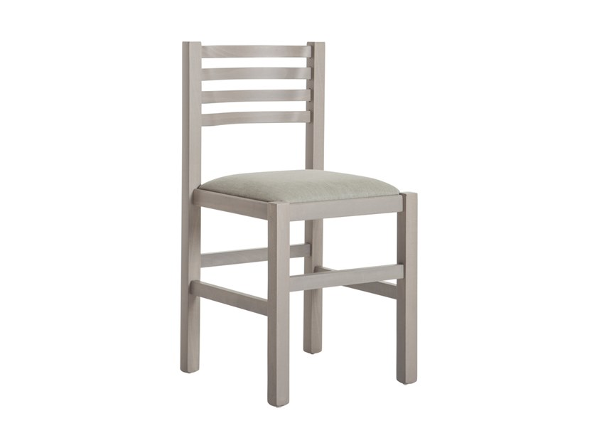 Solid wood chair PISA QUADRA 404Q.i1 by Palma