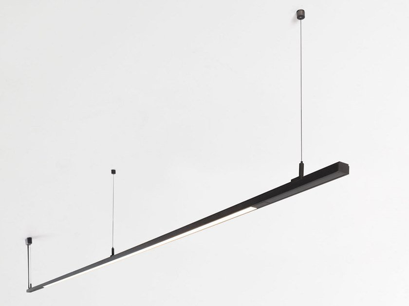 LED pendant lamp PISTA LINEAR LED | Pendant lamp by Modular Lighting Instruments