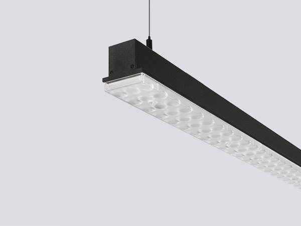 LED industrial ceiling light PIXEL by ONOK Lighting