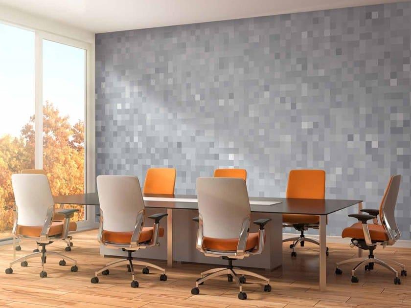 Digital printing wallpaper PIXL by LGD01