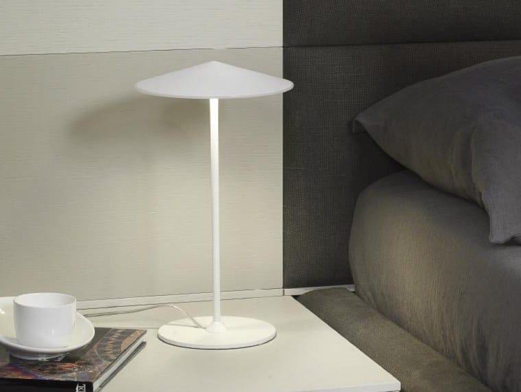 LED aluminium table lamp PLA 6600 by Milan Iluminacion