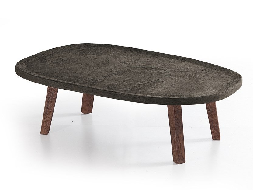 Low cement coffee table PLAN | Cement coffee table by Oliver B.