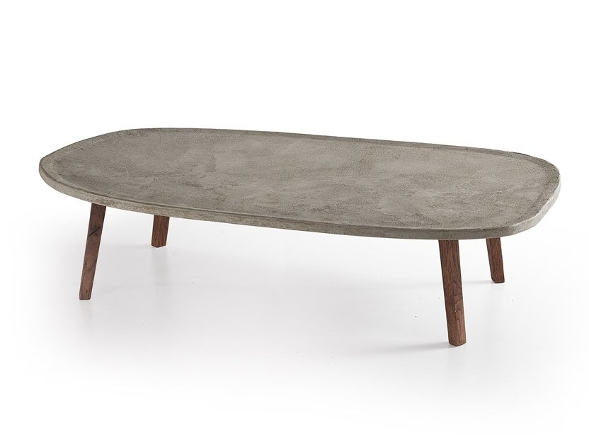 Low cement coffee table PLAN | Low coffee table by Oliver B.