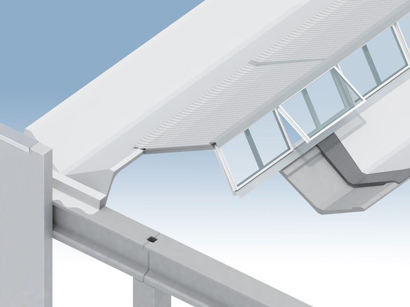Precast reinforced concrete roof PLAN by MANINI PREFABBRICATI