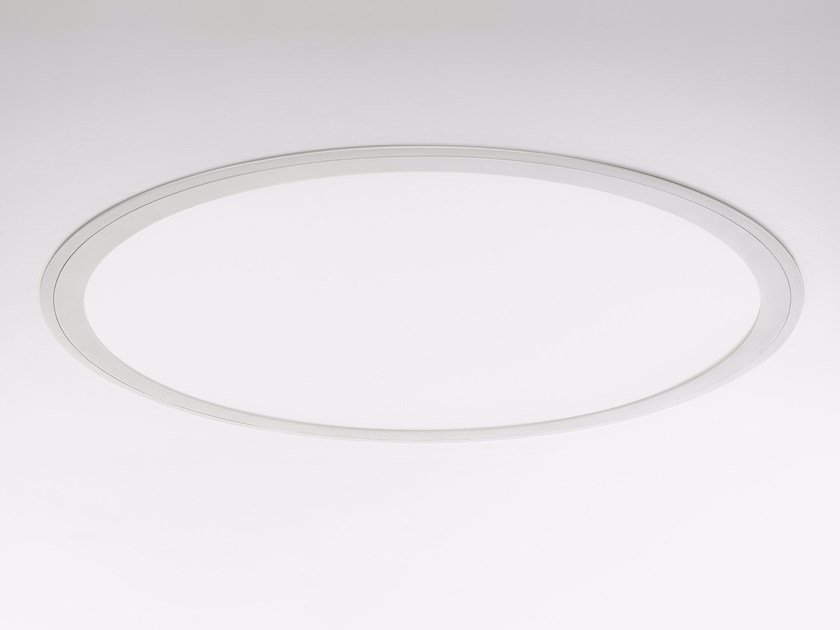 led recessed ceiling lights. LED Recessed Polycarbonate Ceiling Lamp PLANET RING | By PANZERI Led Lights R