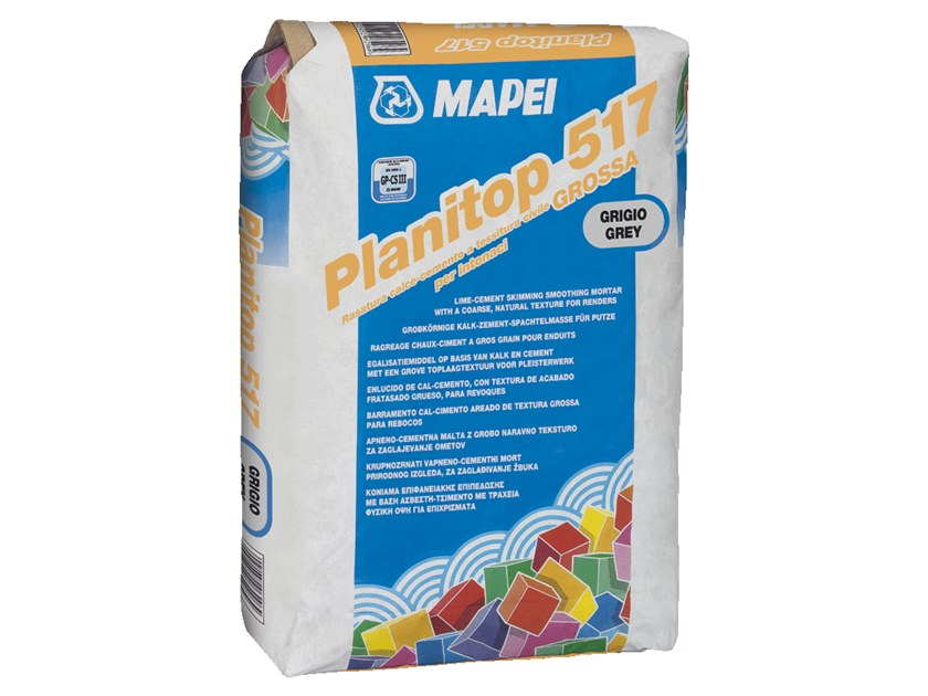 Smoothing compound PLANITOP 517 by MAPEI