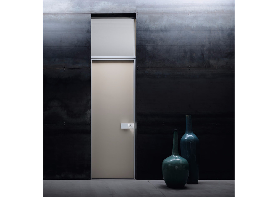 Lacquered safety door PLANK - 15.3004 by Bauxt