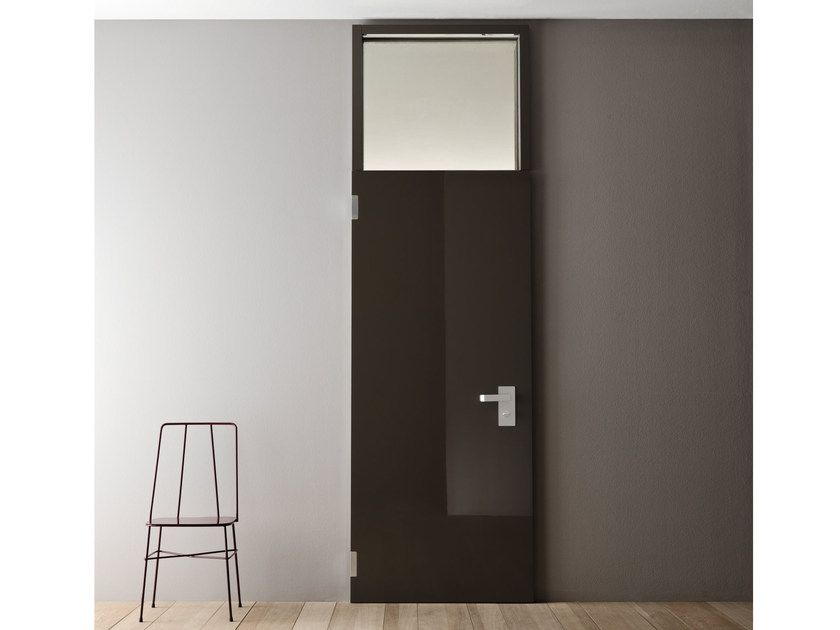 Lacquered safety door PLANK - 15.3006 by Bauxt