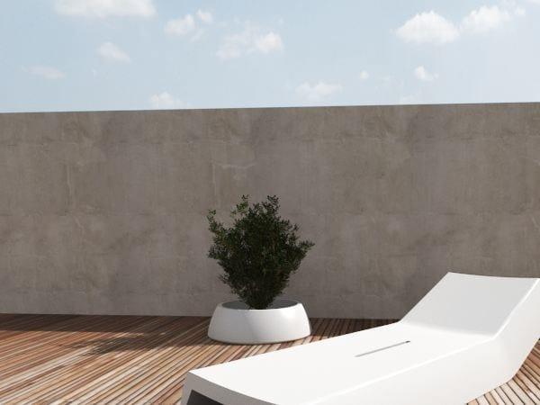 Low polyethylene planter SUN | Planter by SIT