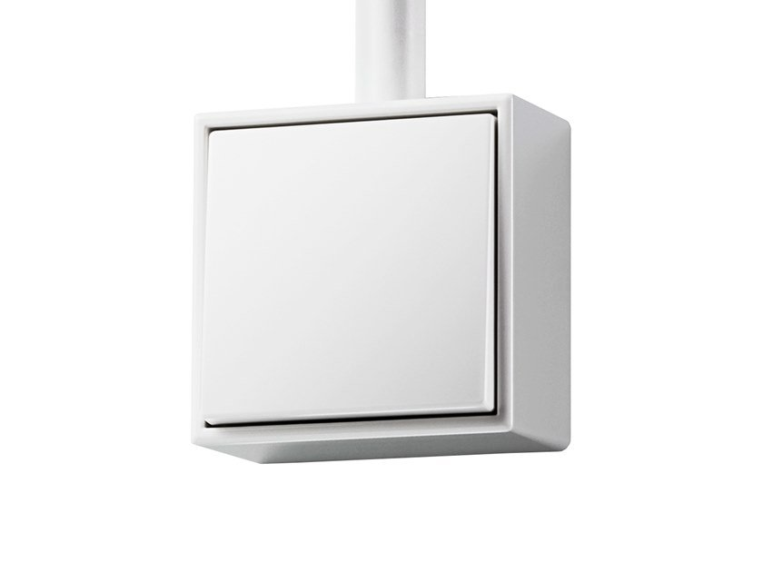 Plastic wiring accessories LS CUBE | Plastic wiring accessories by JUNG